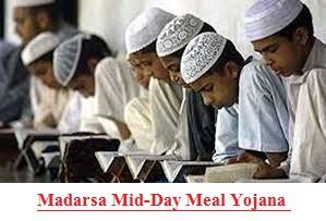 MP Mid-Day Meal Yojana Madarsa