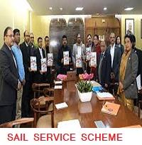 SAIL SERVICE Scheme Portal