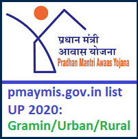 pmaymis.gov.in-List-UP-2020
