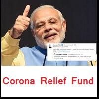 Corona Relief Fund