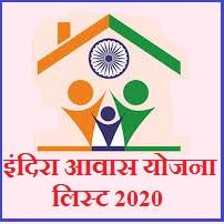 Indira Awas Yojana List 2020