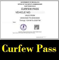 Curfew Pass
