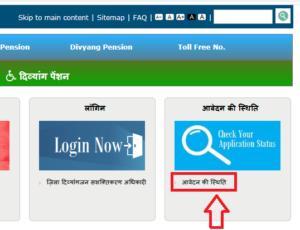 Rajasthan Viklang Pension Yojana 2020 3