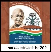 NREGA-Job-Card-List-2021